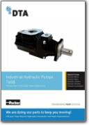 Denison Hydraulics T67GB Single Vane Pump | Datasheet