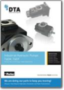 Denison Hydraulics T6EM(Y) & T6EP Single Vane Pump | Datasheet