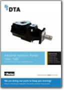 Denison Hydraulics T6GC Single Vane Pump | Datasheet
